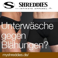 Shreddies Unterwäsche