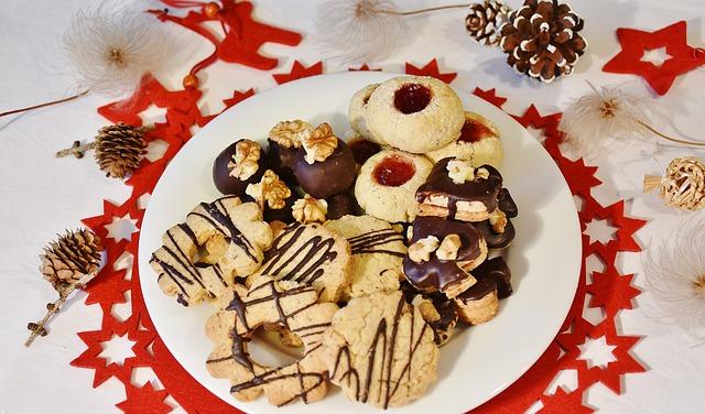 Zu viel Kekse und Plätzchen genascht? Jetzt rebelliert der Darm