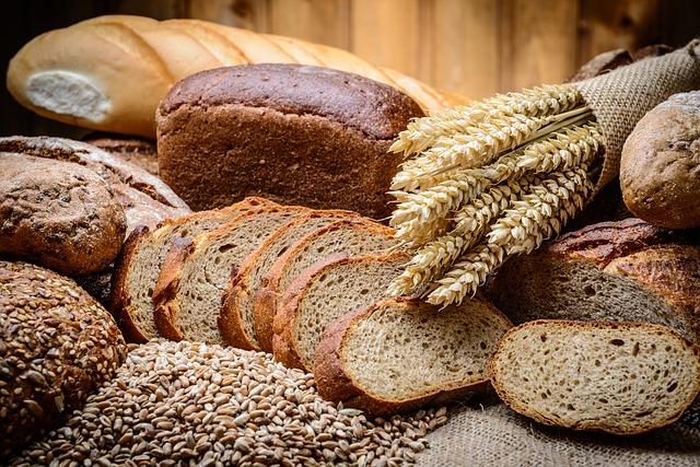 Glutensensitivität kann durch Brot ausgelöst werden