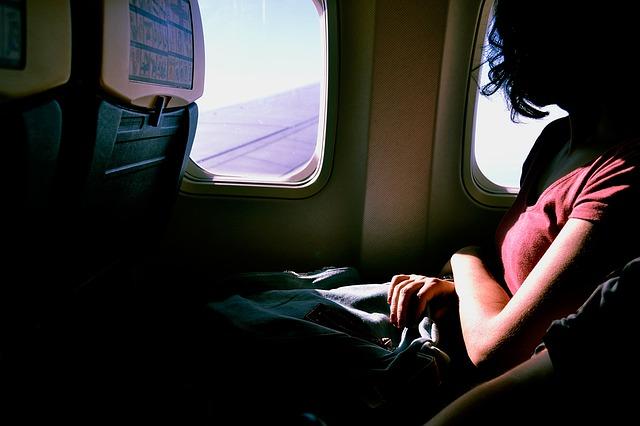 Keine Angst vor Blähungen im Flugzeug